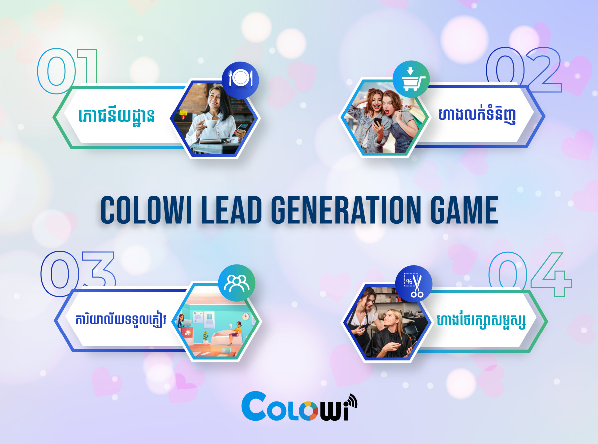 Colowi Lead Generation Game
