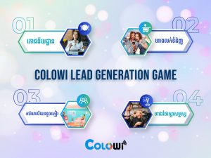 Colowi Lead Gernation Game