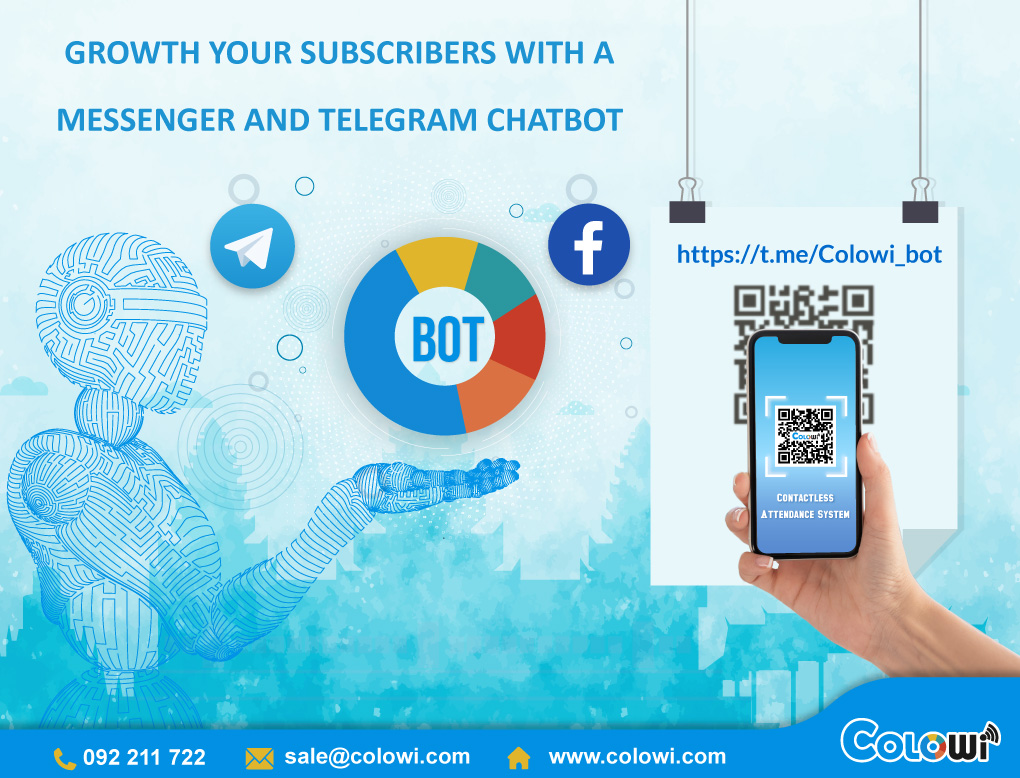 Growth Your Subscribers With a Messenger and Telegram Chatbot