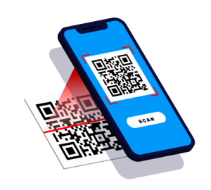 Growth your subscribers with qr code
